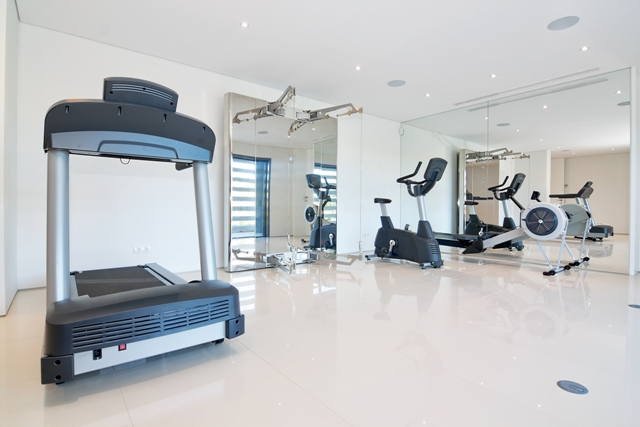 Designing the perfect home gym dion seminara architecture