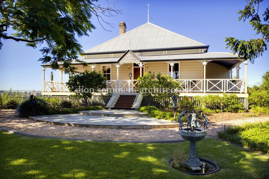 Australian Colonial Design Homes Castle Home