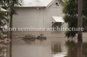 New Brisbane Q100 Flood Levels