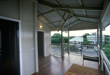 brisbane architecture greenslopes queenslander verandah