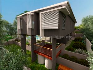 Sustainable Home in Brisbane