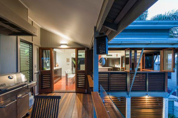 modernising a traditional queenslander home verandahs