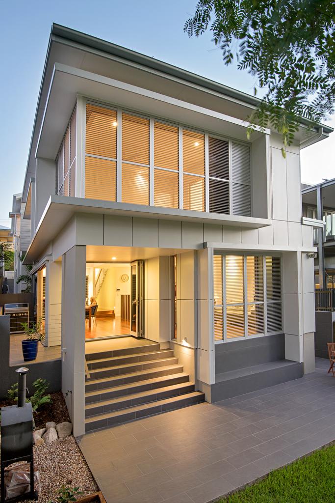 Enjoyable Small Lot House Designs Brisbane Dion Seminara Architecture Download Free Architecture Designs Scobabritishbridgeorg