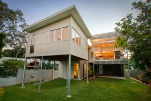 indooroopilly renovation rear