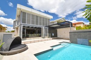 architect modern homes carina heights new luxury home design designing outdoor areas
