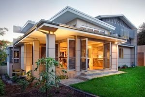 indooroopilly home renovation yard