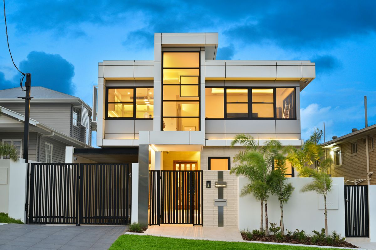 architect carina heights new home design