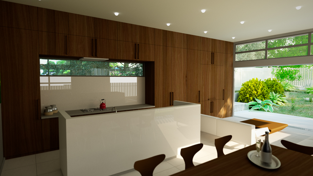 morningside renovation kitchen subtropical design