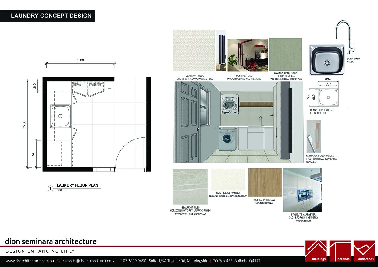 Interior design bespoke services management process for Interior design concept package