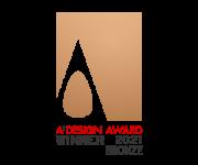 a'design award winner 2021 bronze