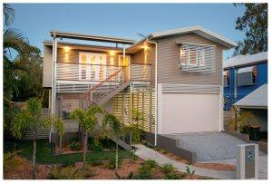 Image of Indooroopilly post war home renovation
