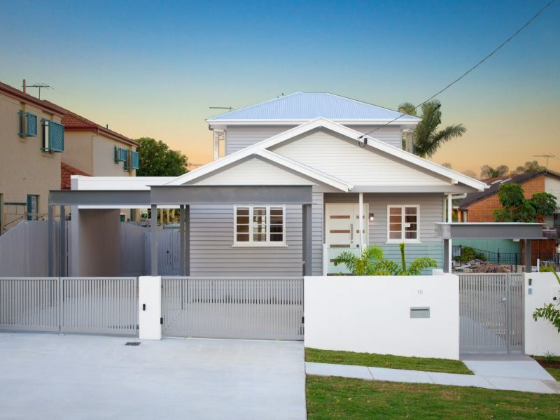 renovation architects image of carina heights queenslander renovation