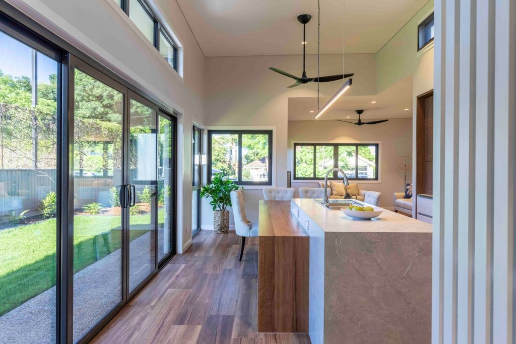 Image of Sherwood new home bright kitchen