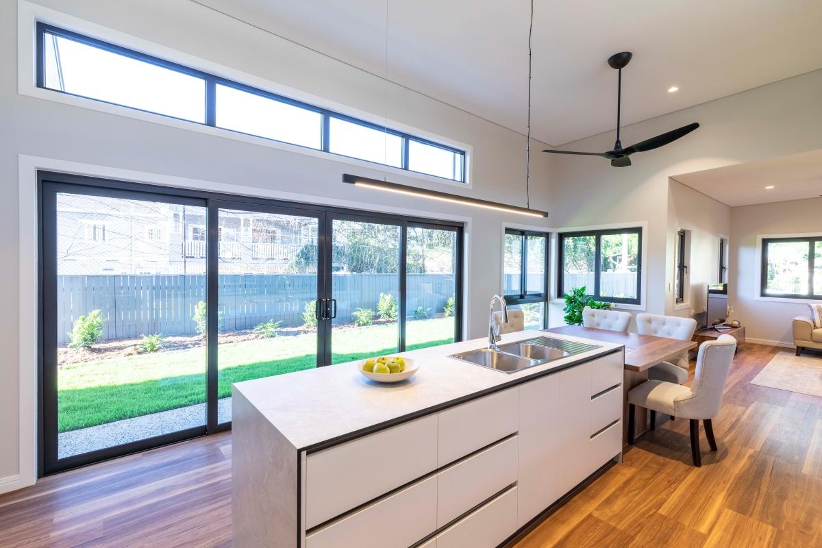 sherwood image of Sherwood sustainable new home kitchen